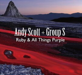 Ruby & All Things Purple - Andy Scott and Group S