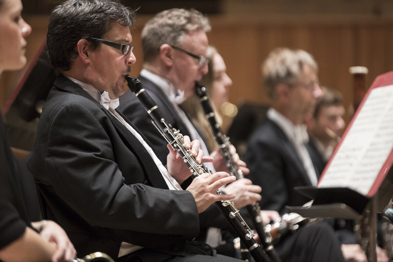 Ticket Offer: 25% off Geoffrey Gordon Concerto for Bass Clarinet Concerto World Premier