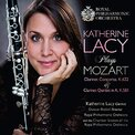Katherine Lacy plays Mozart