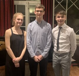 Winner of the CASSGB Young Saxophone Soloist competition announced