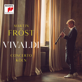 Win Martin Fröst's new CD!