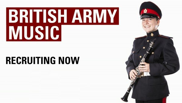 British Army: Recruiting now
