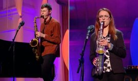 BBC Young Jazz Musician final